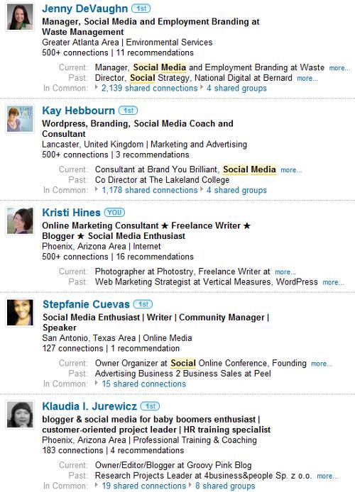 LinkedIn Headlines for Conversions
