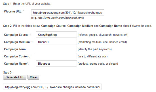 UTM Parameters Google Analytics