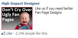 Good Facebook Ad Example