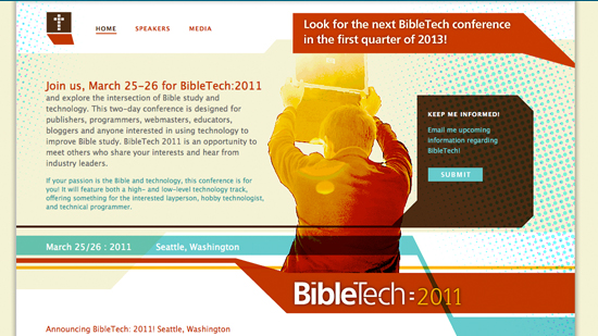 Bible Tech