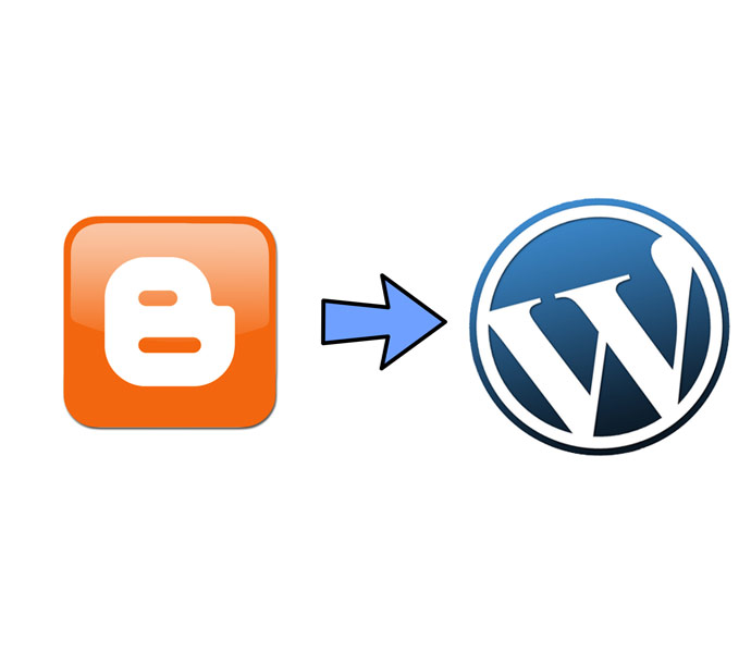 Transfer Blog From Blogger to Wordpress.org