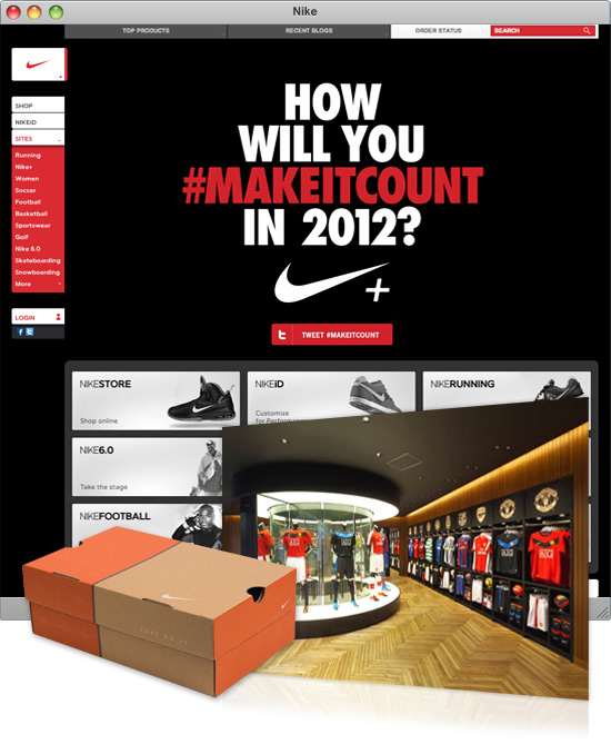 Nike Brand Experience