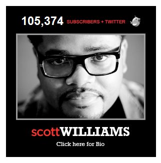 Scott Williams Twitter followers