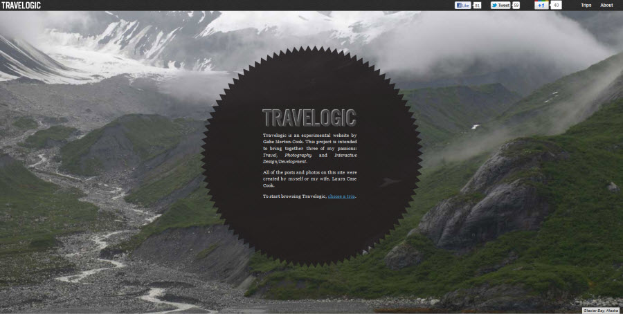 Travelogic Using WordPress