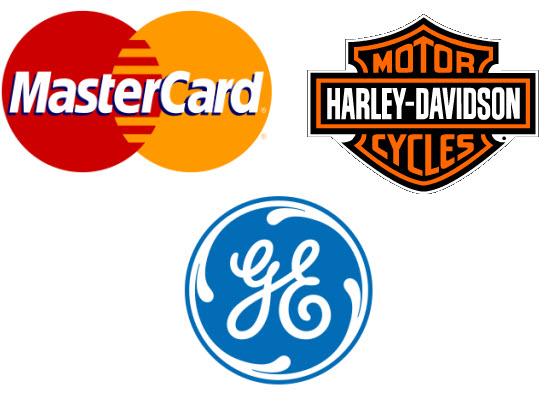 Examples of Emblem Logos