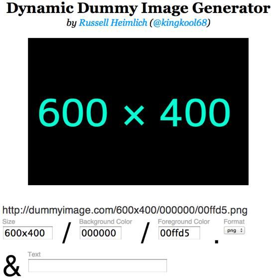 dummy image