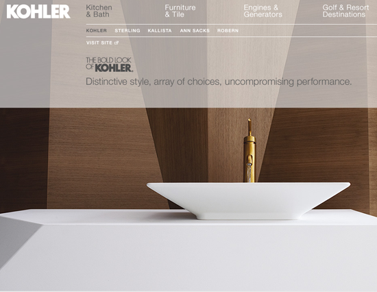 http://www.kohler.com/corporate/business/kitchen-and-bath.html