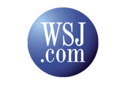 Wall Street Journal Landing Page