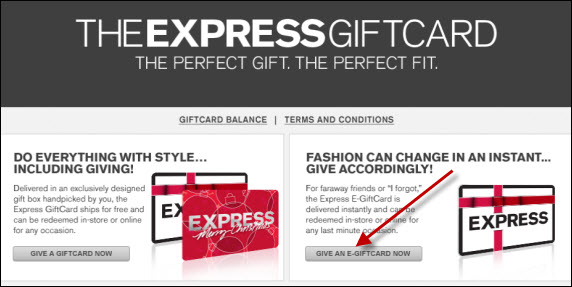 Express Last Minute Gift Ideas