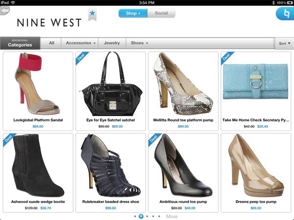 Nine West App