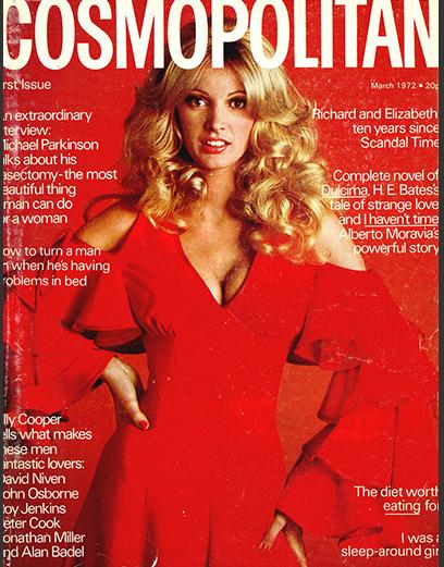 old Cosmopolitan cover