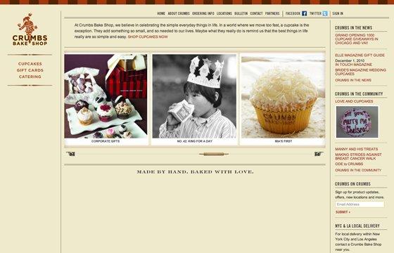 brown - cupcakes