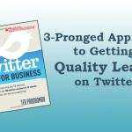 A Three-Pronged Approach to Getting Quality Leads on Twitter