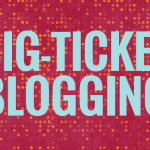Bloggers: Start Blogging About 'Big-Ticket' Keywords