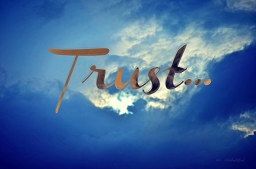 Create trust with marketing
