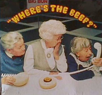 where's the beef ad