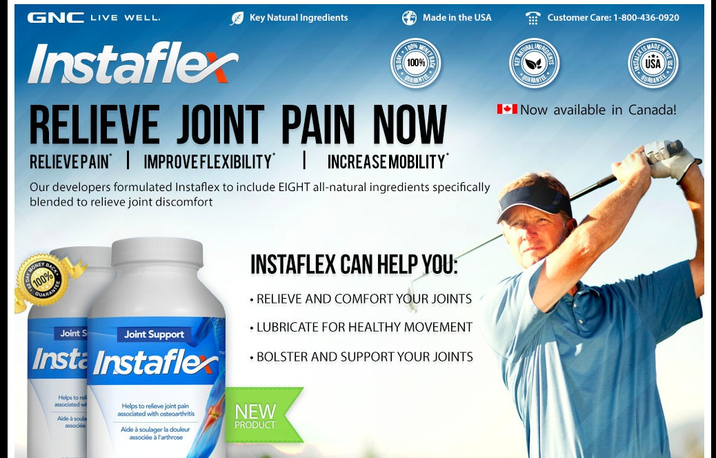 joint pain ad