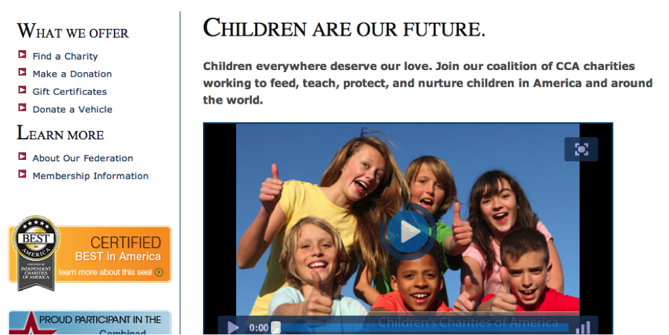 The Children Are Our Future Screen Shot