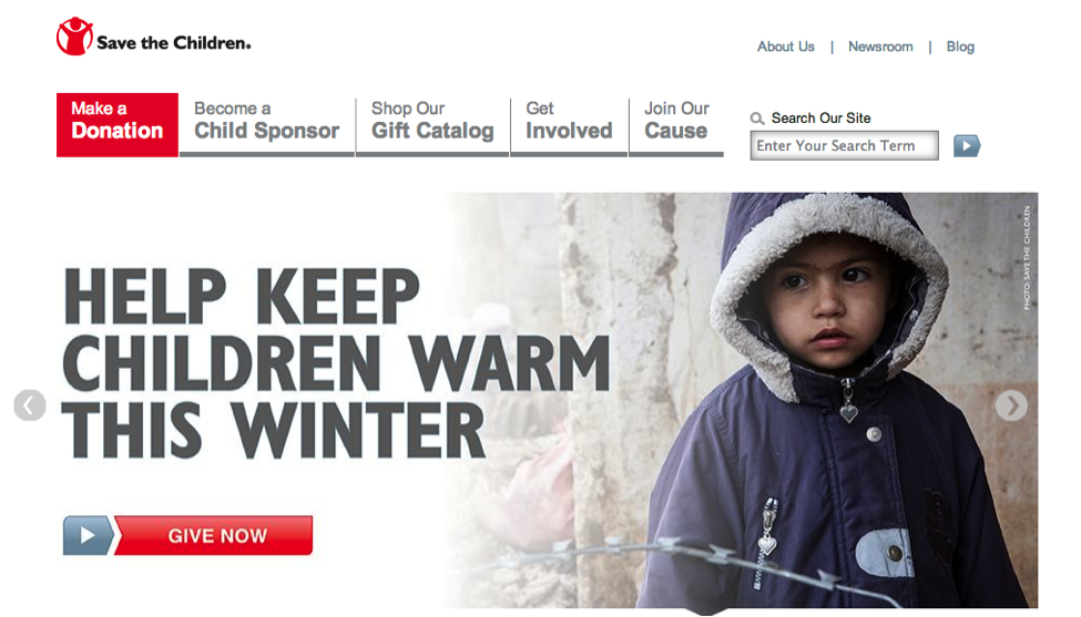 Help Keep The Children Warm This Winter Campaign