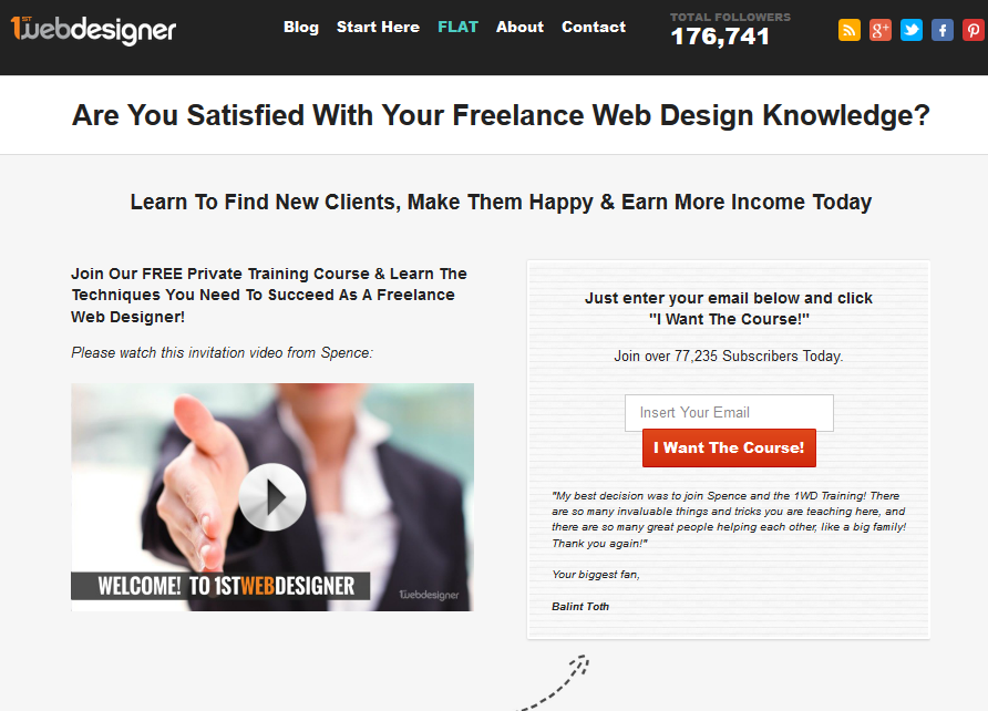 webdesigner are you satisfied