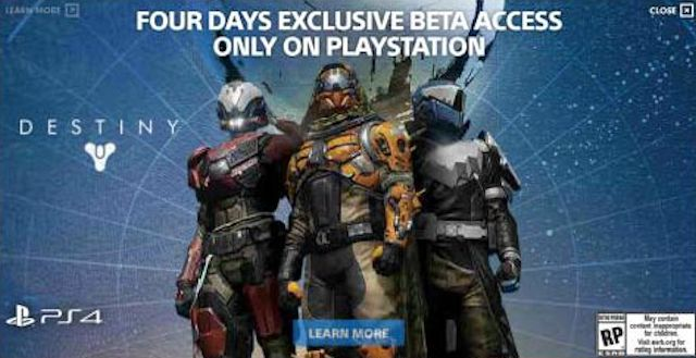 destiny-beta-access