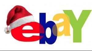 Ebay holiday logo