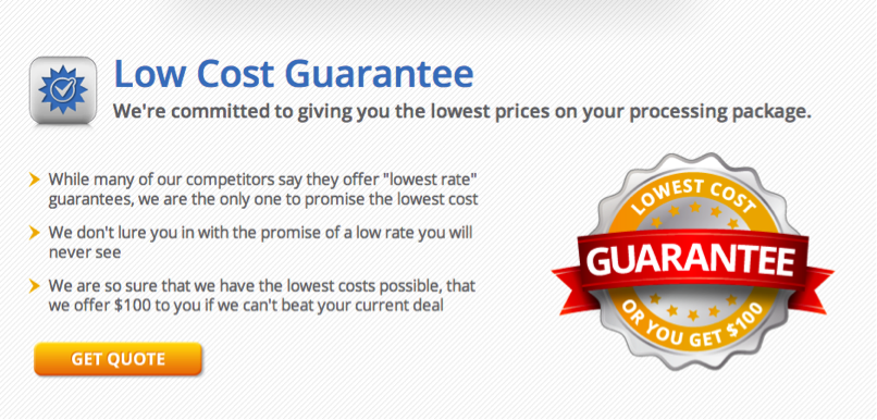 low cost guarantee