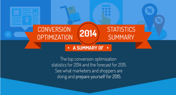 Conversion optimization infographic
