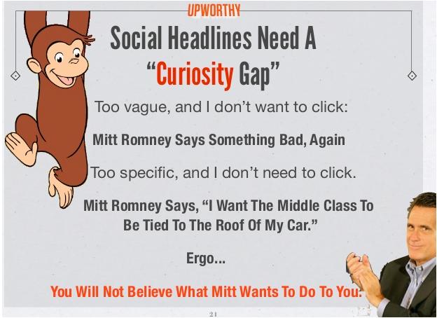 curiosity gap