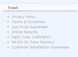 trust links