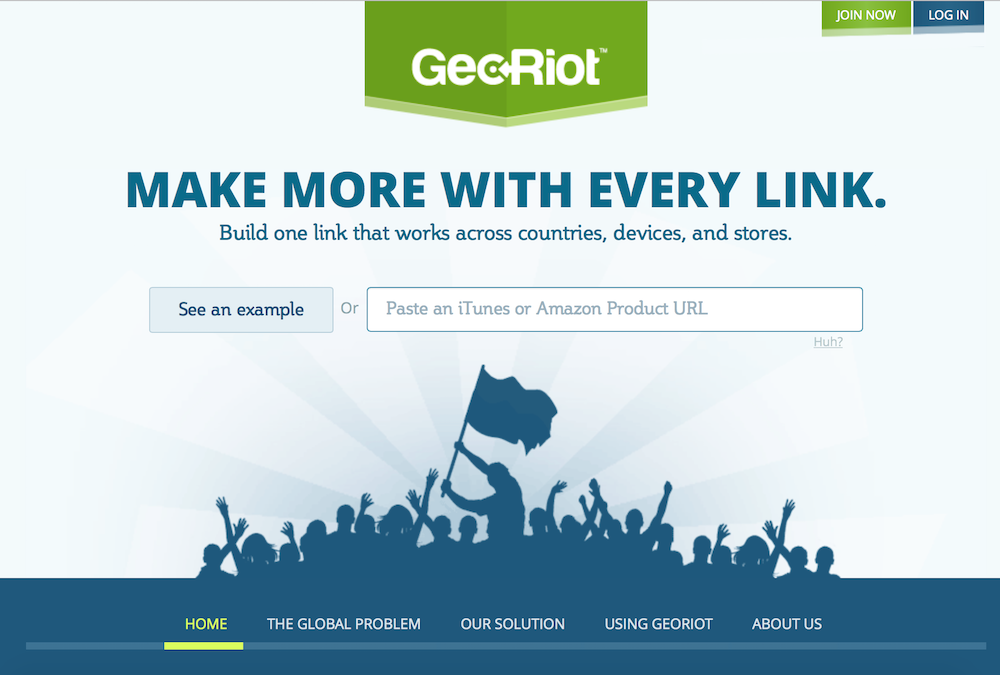 georiot-homepage-live-demo.png
