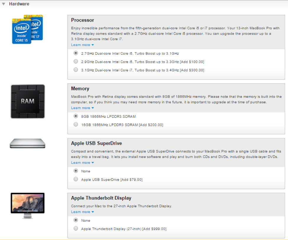 How To Profit From Upsells Cross Sells And Bundles Bundling  Case Macbook Matte Upsell Example