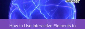 how to use interactive elements