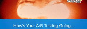 mobile a/b test post mobilegeddon