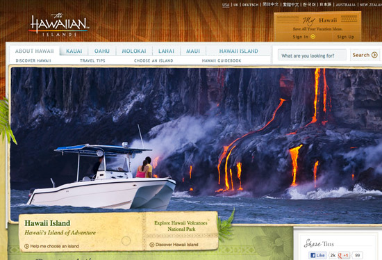 Hawaaian Islands