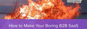 make your b2b saas sound sizzling hot