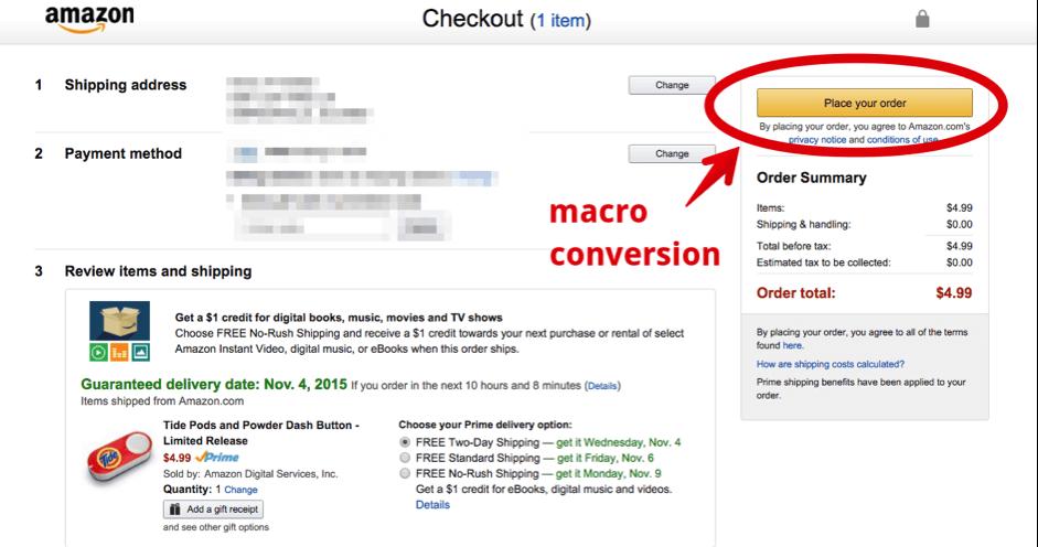 macro-conversions