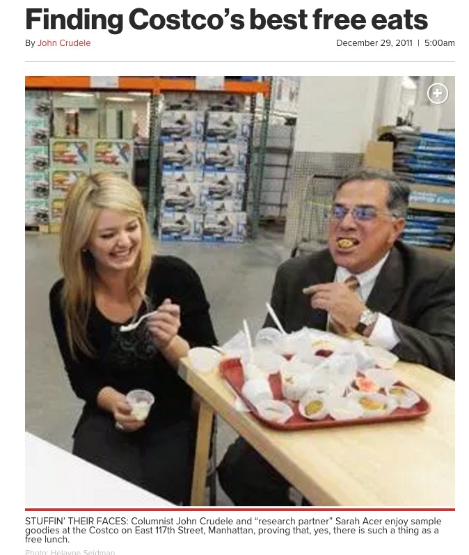 costco best free eats