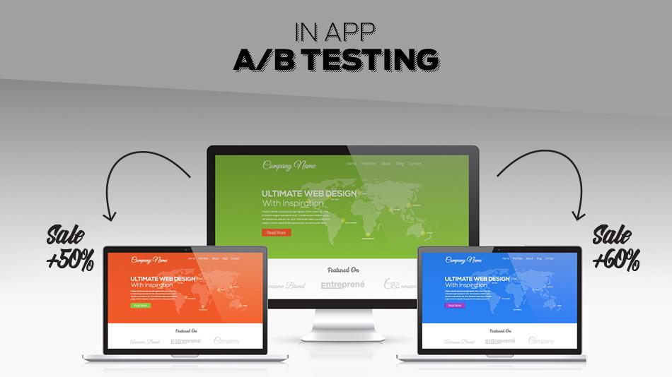 in app ab testing