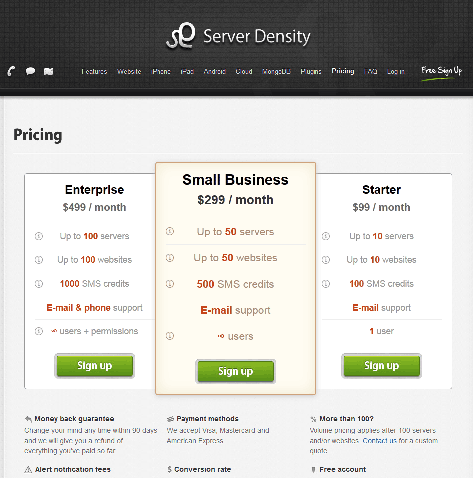 server-density