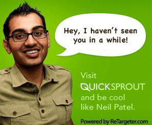 QuickSprout Neil Patel