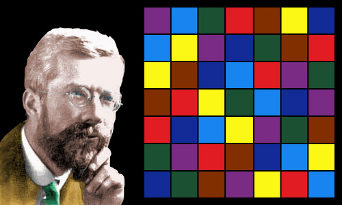 Ronald Fisher Color