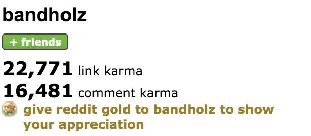 bandholz