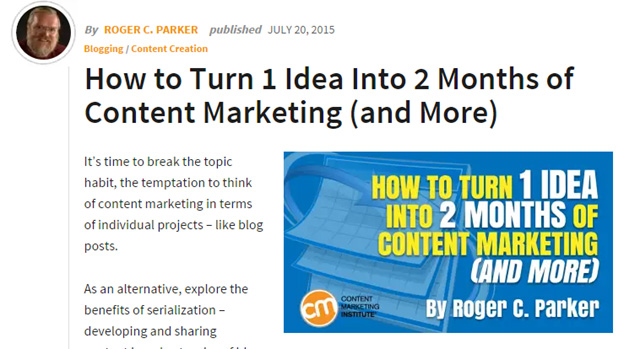 content marketing how to