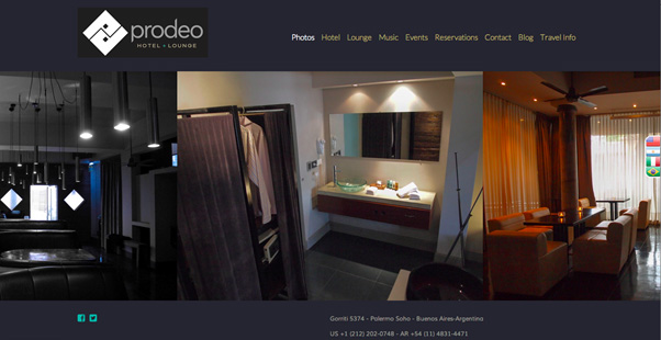 prodeo hotel lounge