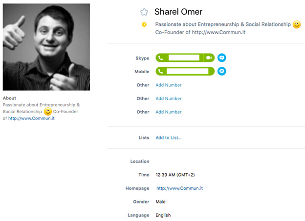 about sharel omar