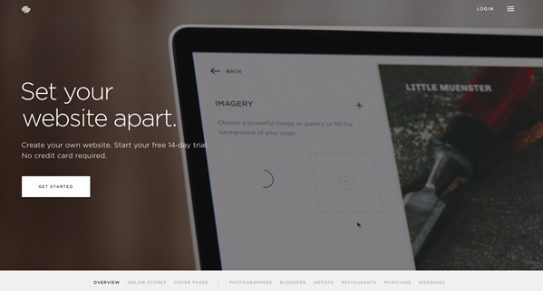 set website apart