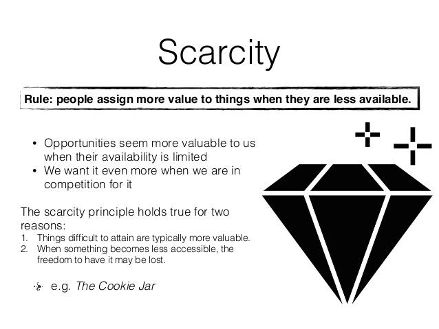 scarcity-definition