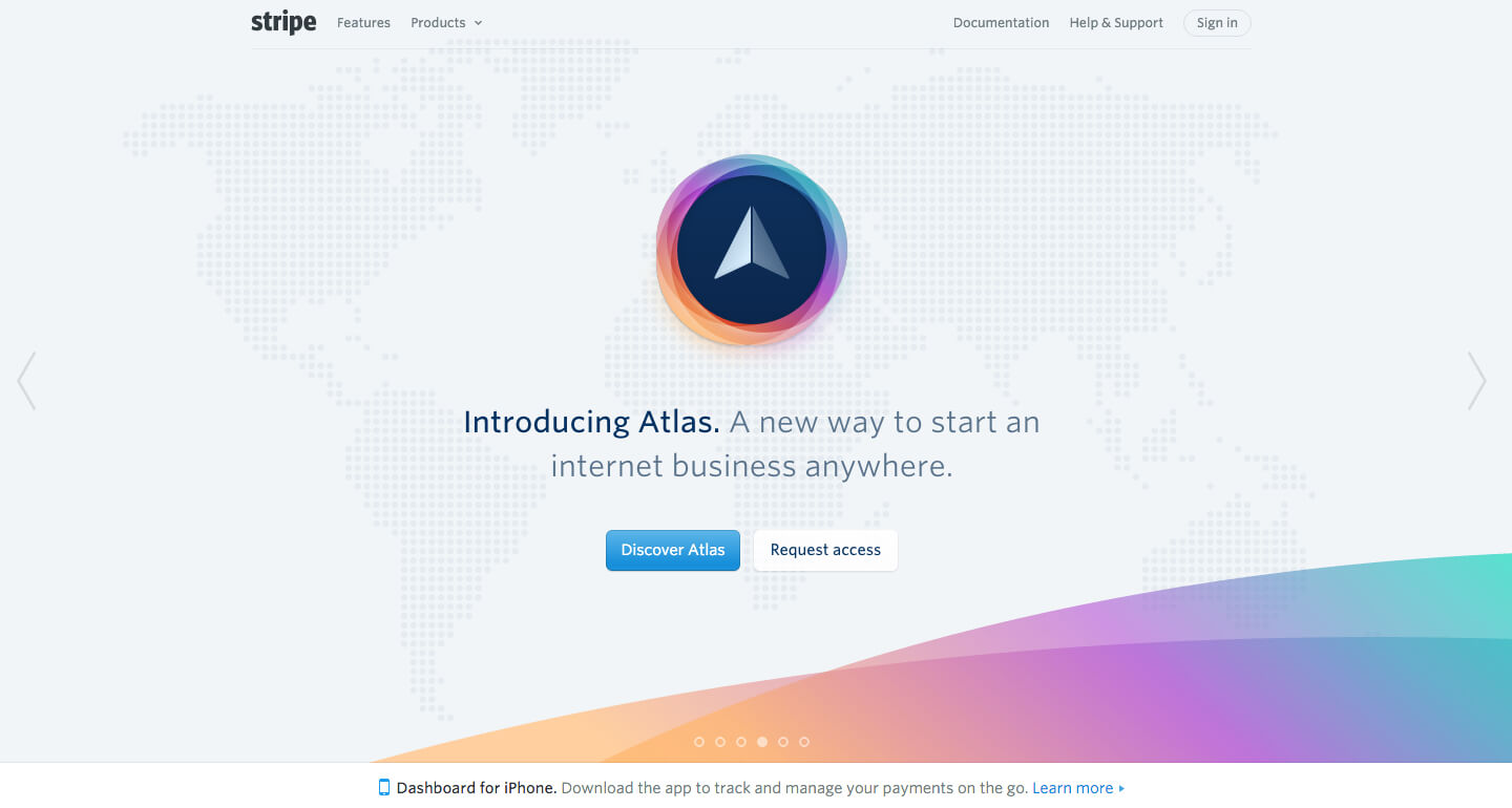stripe-atlas-homepage