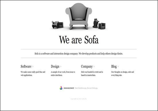 We Are Sofa Design